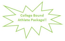 College Bound Athlete Package