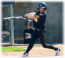 Power Line Softball San Diego  Megan Denio