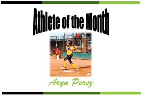 Athlete of the Month – July