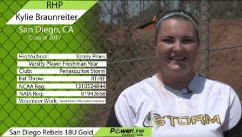 Power Line Athlete – Kylie Braunreiter