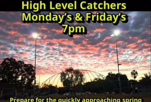January Catchers' Clinics
